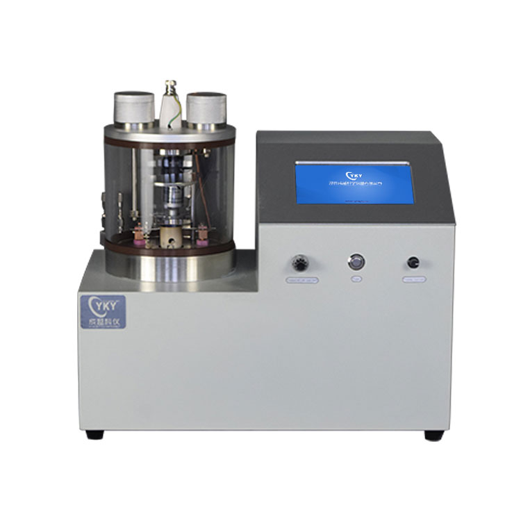 Two in one film coater: plasma sputter and carbon evaporating