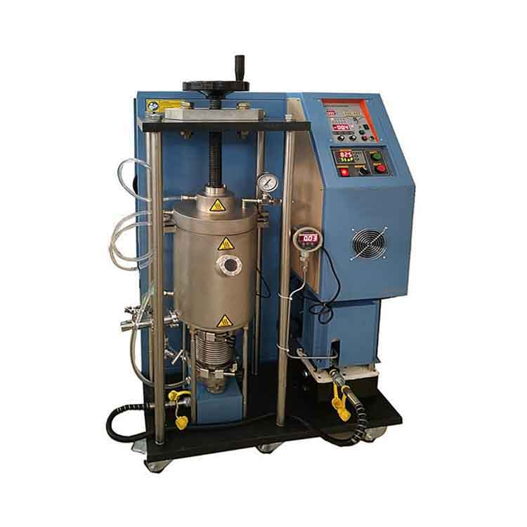 Vacuum Rapid Heated Pressing Furnace up to 1600℃