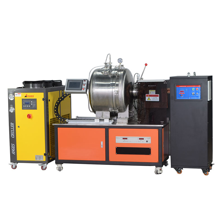 Vacuum induction melting furnace up to 2000℃