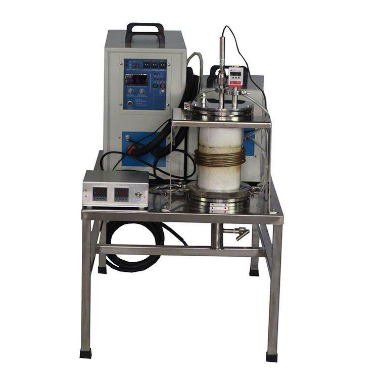 25KW Small Horizontal Vacuum Induction Melting furnace upto 2000C