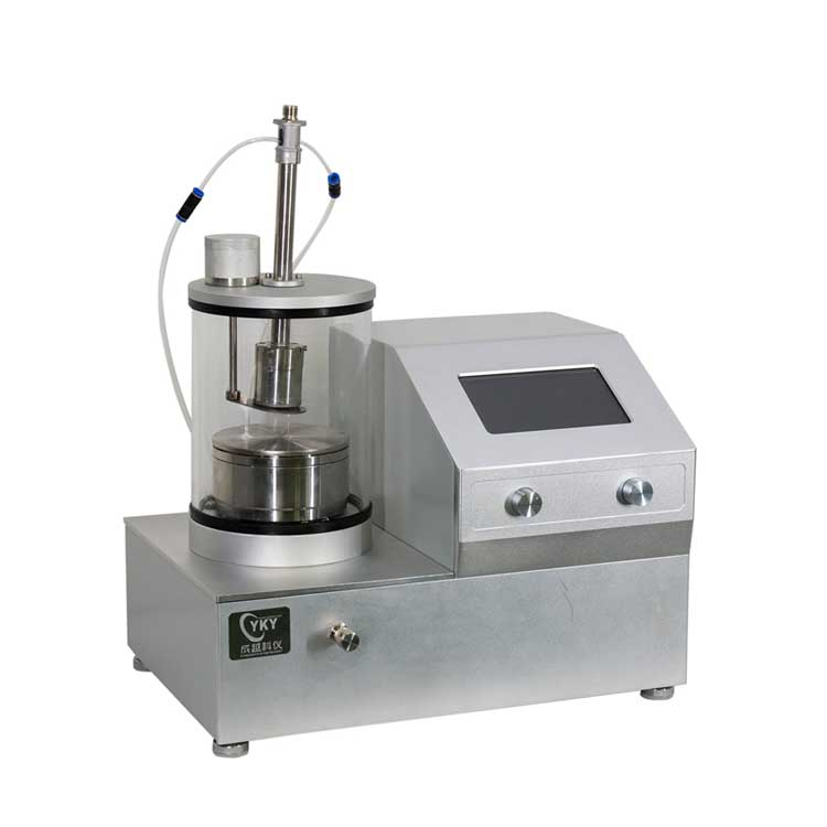 Small desktop single-target DC magnetron sputtering coater CY-MSP180G-DG