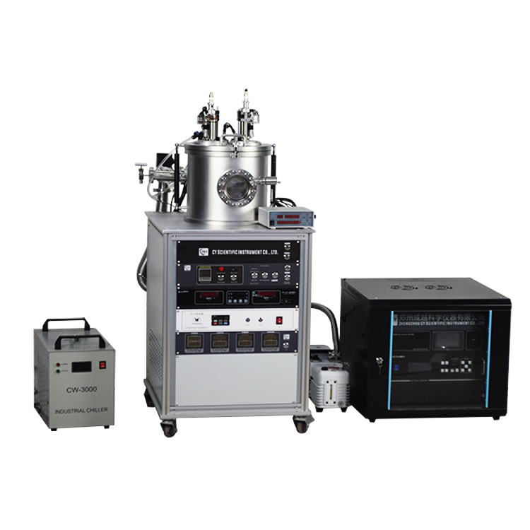 Compact DC Magnetron Sputtering Coater for Noble Metal Coating