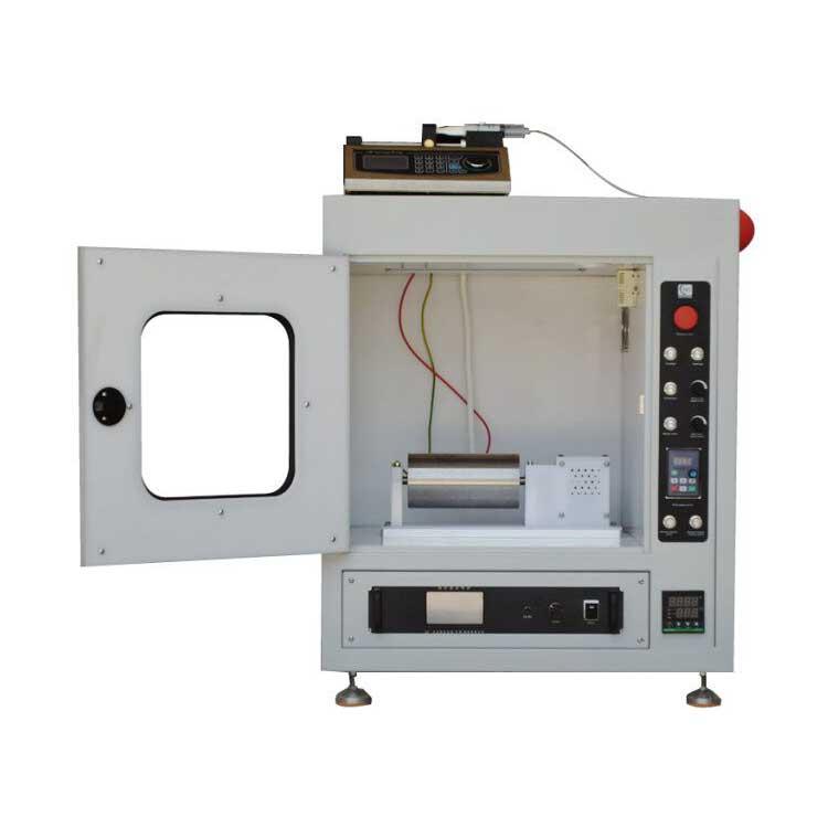 Desktop nanofiber electrospinning & electrospraying unit