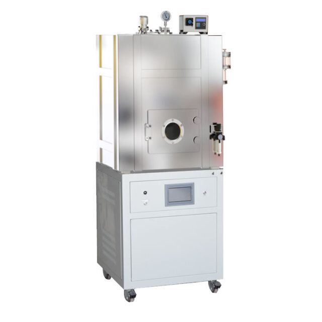 Large floor-stand automatic ultrasonic spray pyrolysis coating unit