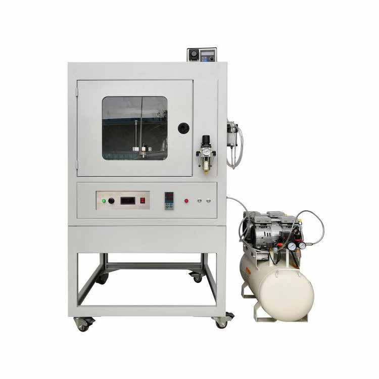 Large floor-stand automatic ultrasonic spray pyrolysis coating unit