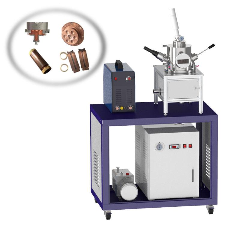 Mini metal melting furnace