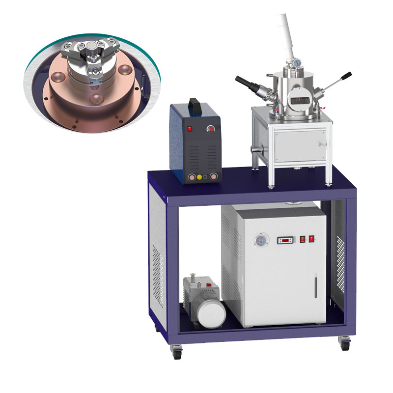 Metal melting tube sealing furnace