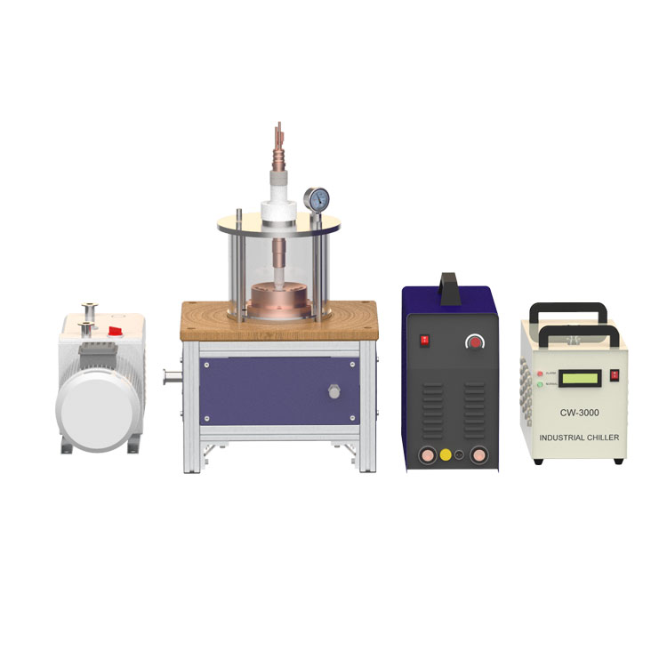 Mini Arc Melting Furnace with Quartz chamber