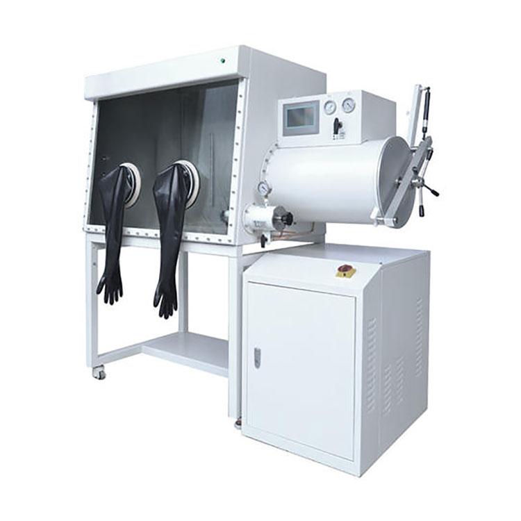 Single workstation single side laboratory glove box