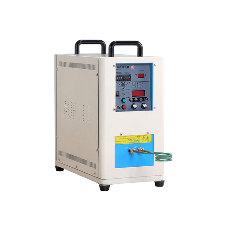 7KW Dual Station Bench Top Induction Heater with Timer Control