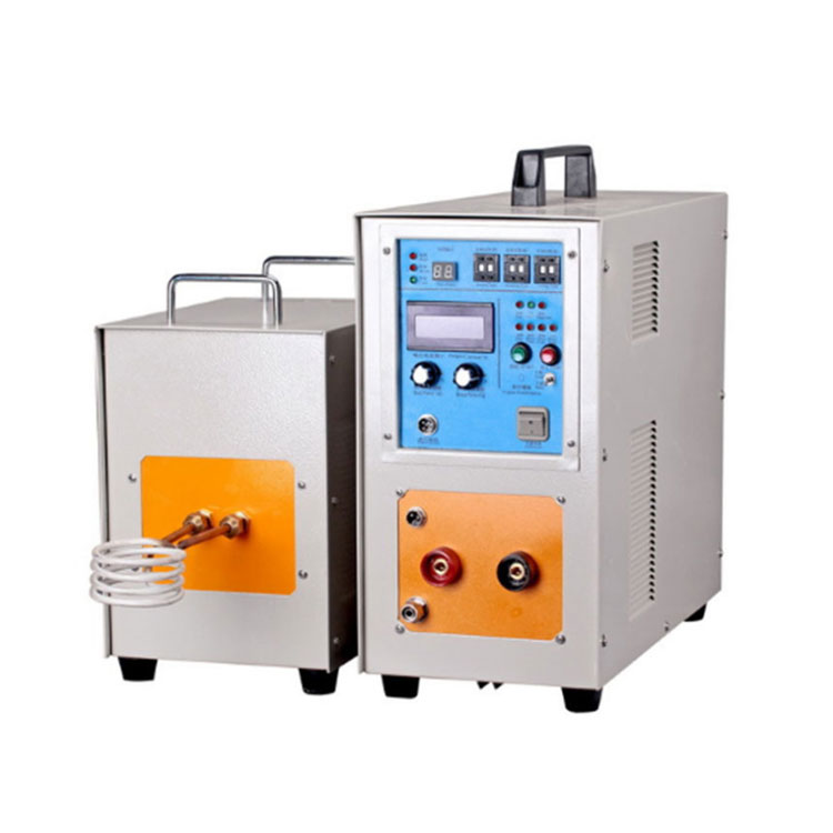 25KW (30-80kHz) Induction Heating System with Timer Control