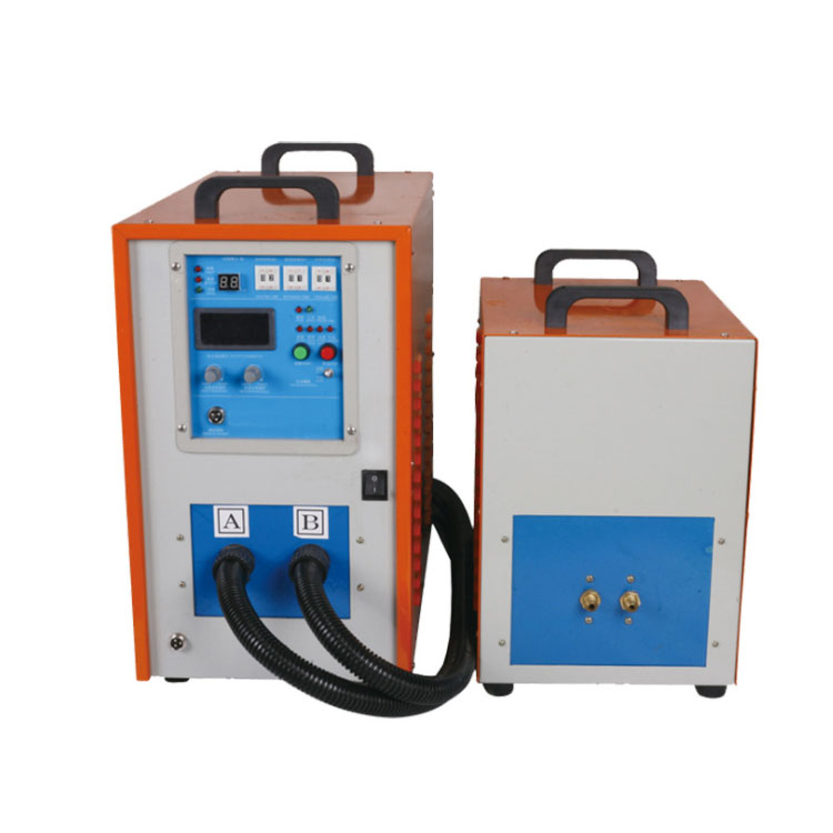 35KW (30-80kHz) Induction Heating System with Timer Control