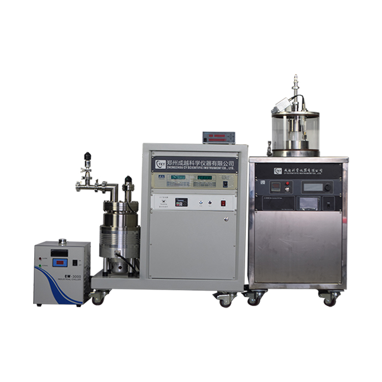 """2"""" DC Plasma Magnetron Sputtering Coater for Conductive Thin Films"""