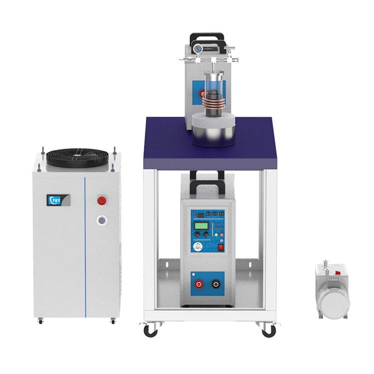 Vacuum induction melting furnace 25KW