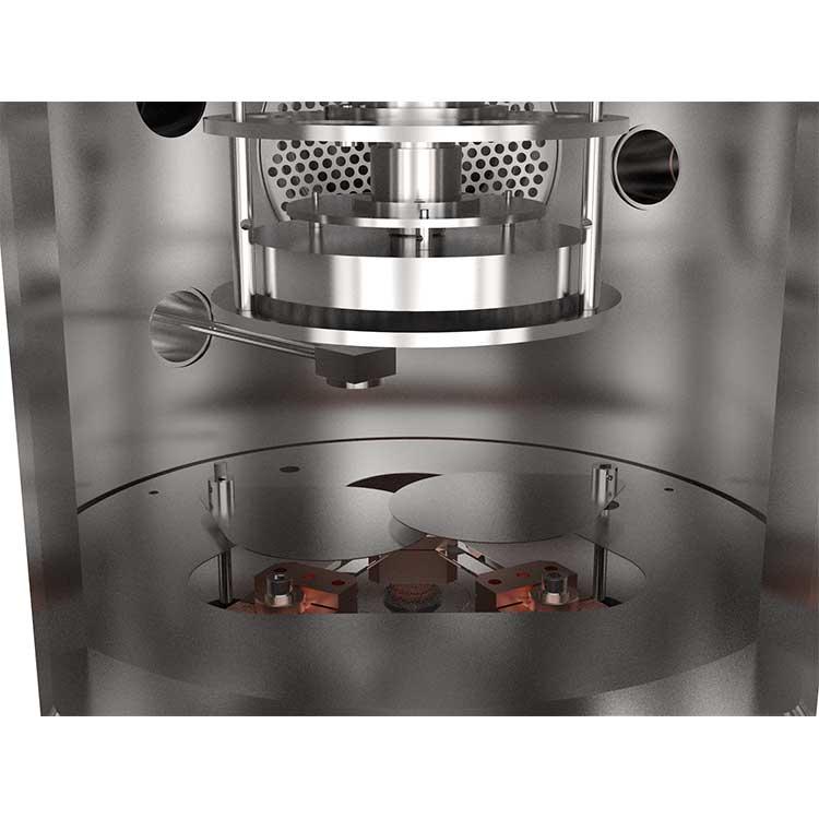 Multi evaporation sources high vacuum evaporation coating equipment