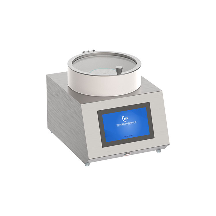 Stainless steel case 8-inch spin coater with PP chamber