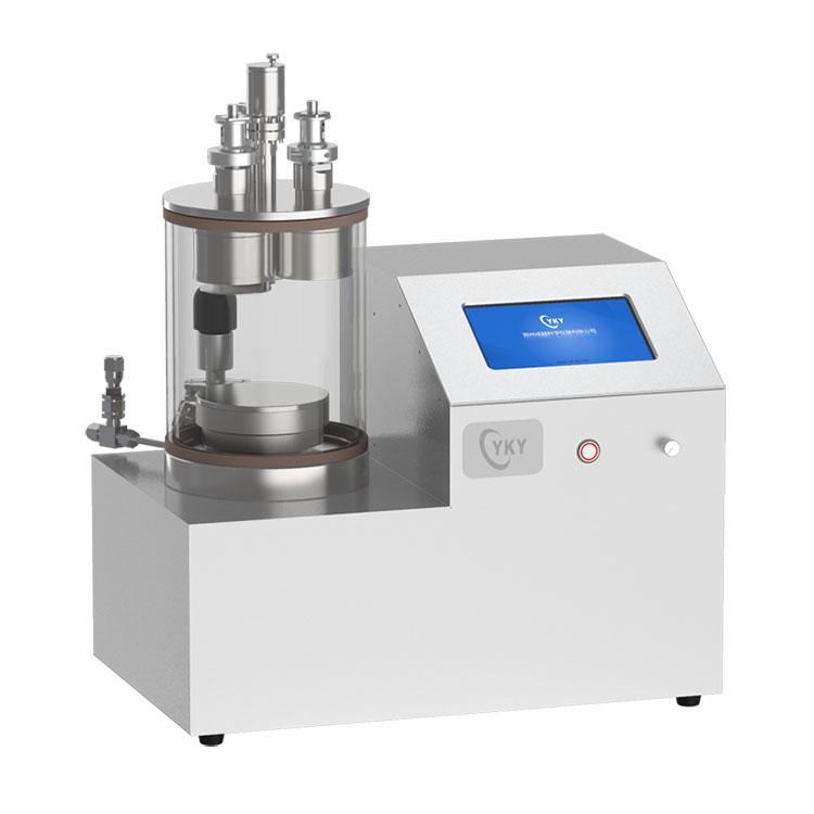 Three sputter heads plasma sputtering coater CY-PSP180G-3TA