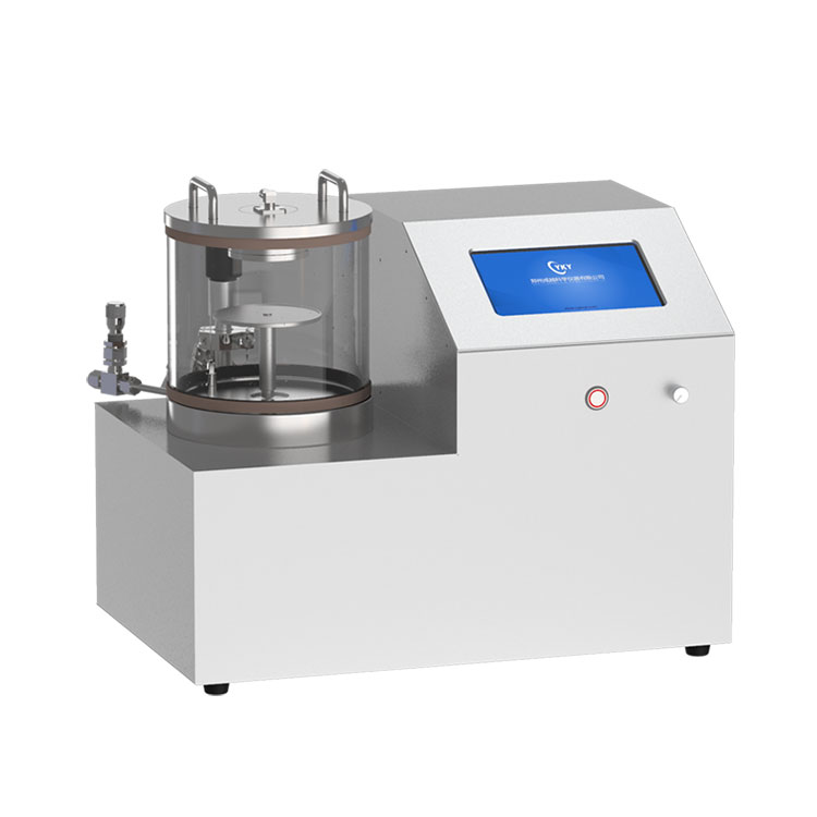 Desktop plasma sputtering coater with rotary sample stage CY-PSP180G-1TA-RS