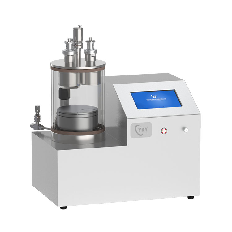 Desktop 3 heads plasma sputtering coater with rotary heating sample stage CY-PSP180G-3TA-RSH