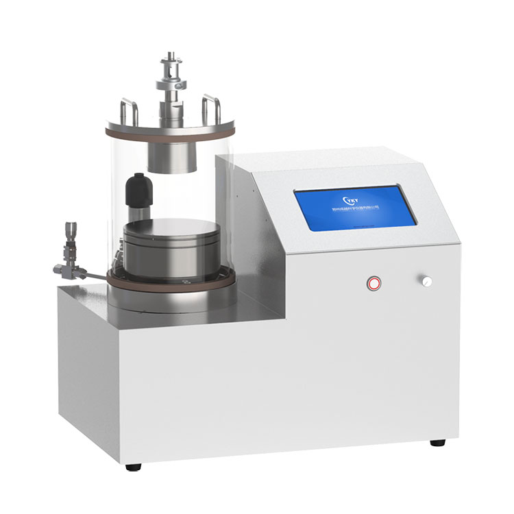 Small plasma sputtering coater with rotary heating stage & water chiller CY-PSP180G-1TA-RSH