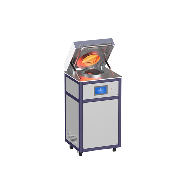 Halogen lamp RTP annealing furnace