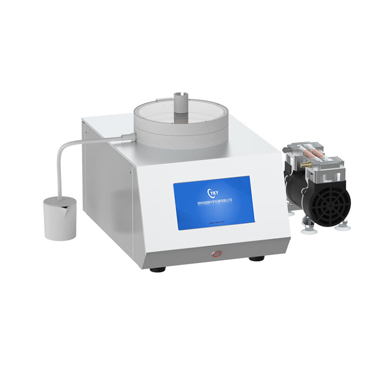 4-inch anti-corrosion spin coater with heatable sample stage