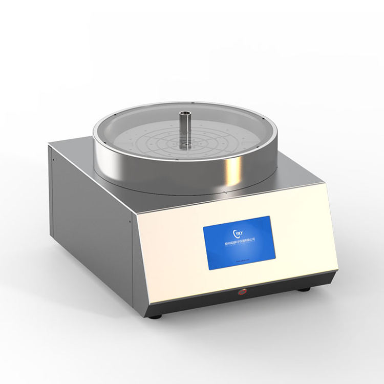 """Stainless steel chamber spin coater for wafers up to 12"""""""
