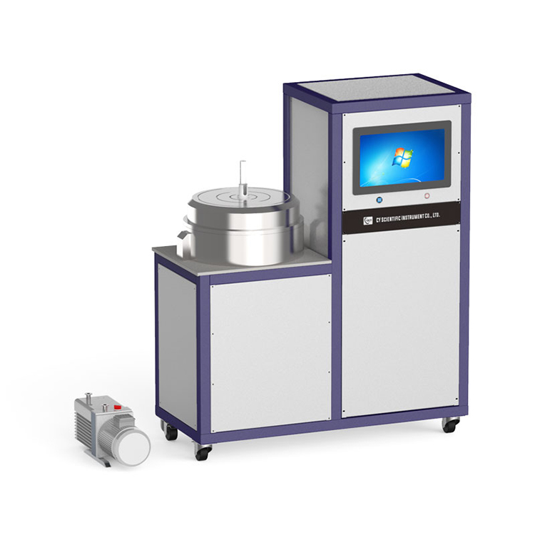 Large-scale high precision spin coater