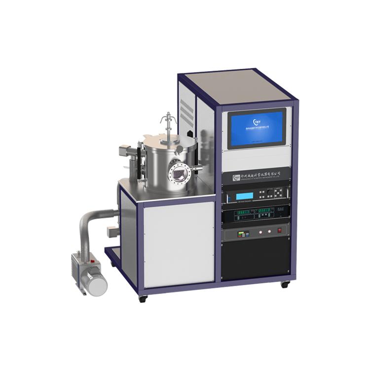 Single-target RF magnetron sputtering coater CY-MSP300S-RF