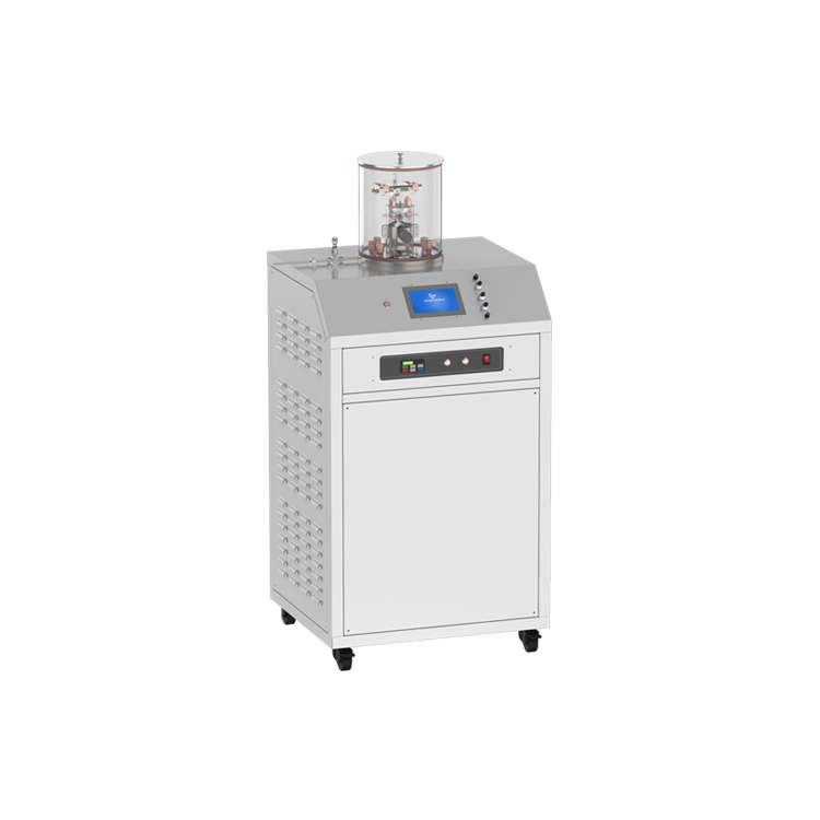 Multi-function coating machine: Plasma Sputtering & Thermal evaporating & Carbon Coating