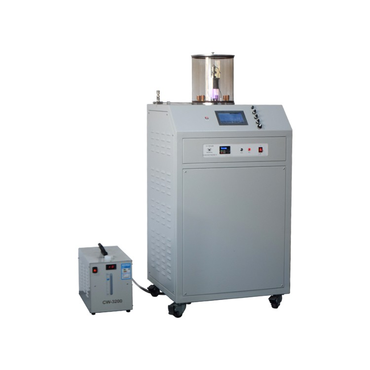 Ultra-High Vacuum Thermal Evaporation Coater with Four Heating Sources (10-6 torr)