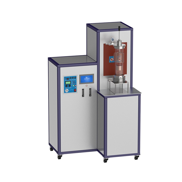 Magnetic suspension vacuum melting furnace CY-MSMF-40