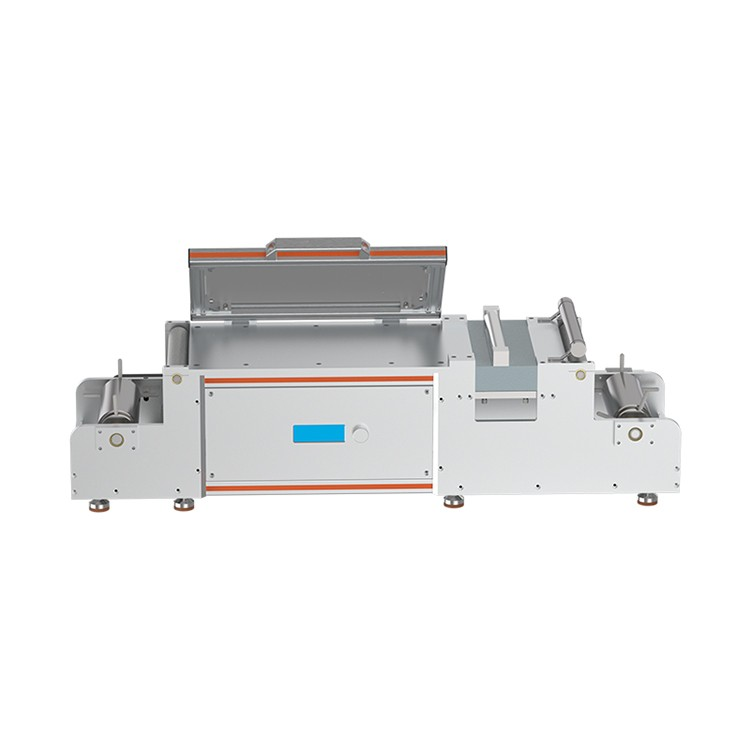 High-precision Roll-to-Roll doctor blade film coater