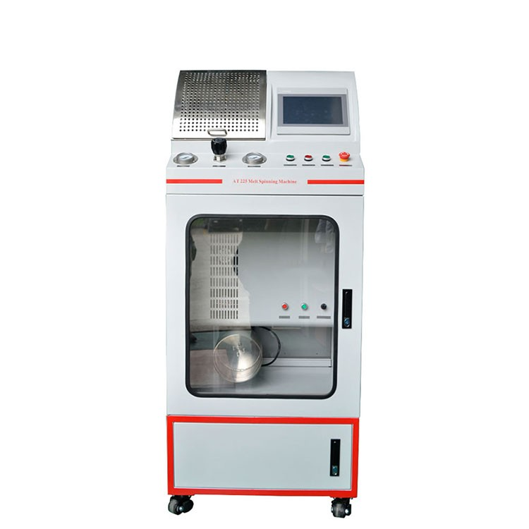 lab scale polyester melt spinning small machine