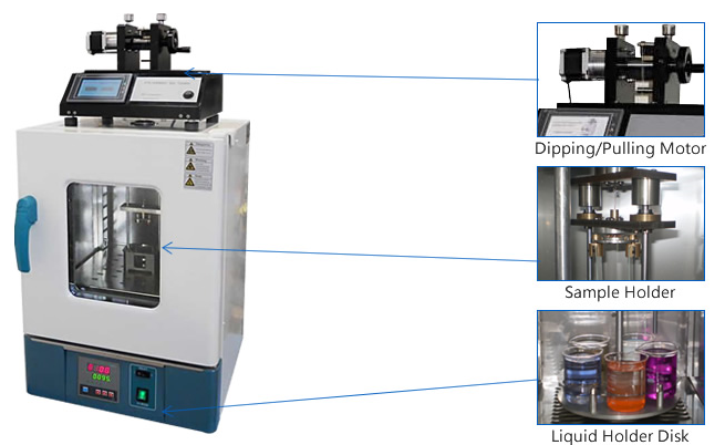 programmable dip coater