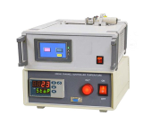 Syringe pump with Temperature Control