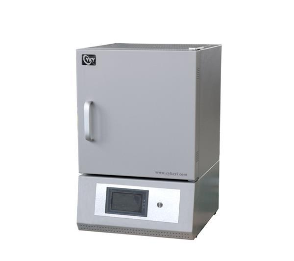 Laboratory 1200℃ Heat Treatment Box furnace with 120*120*130mm Chamber CY-M1200-2L