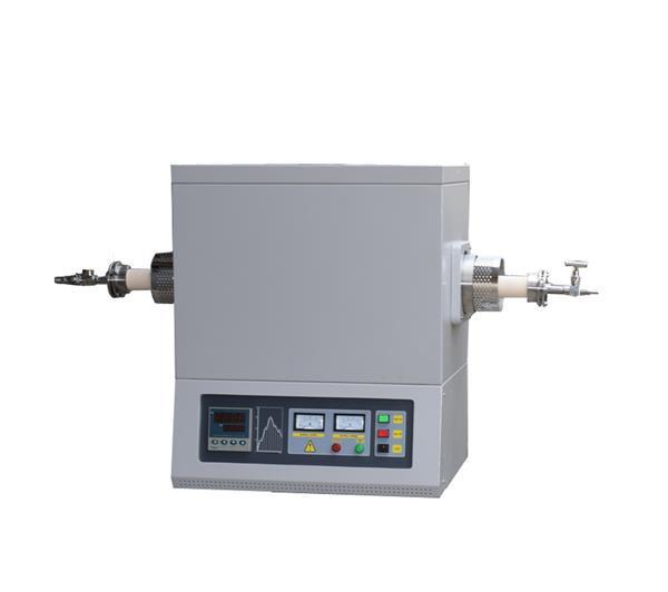 Laboratory 1400℃ high temperature horizontal tube furnace CY-T1400-50IC