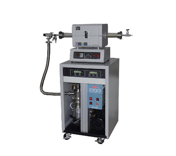 Laboratory 1200℃ High Temperature High Vacuum Tube Furnace CY-O1200S-GZK110