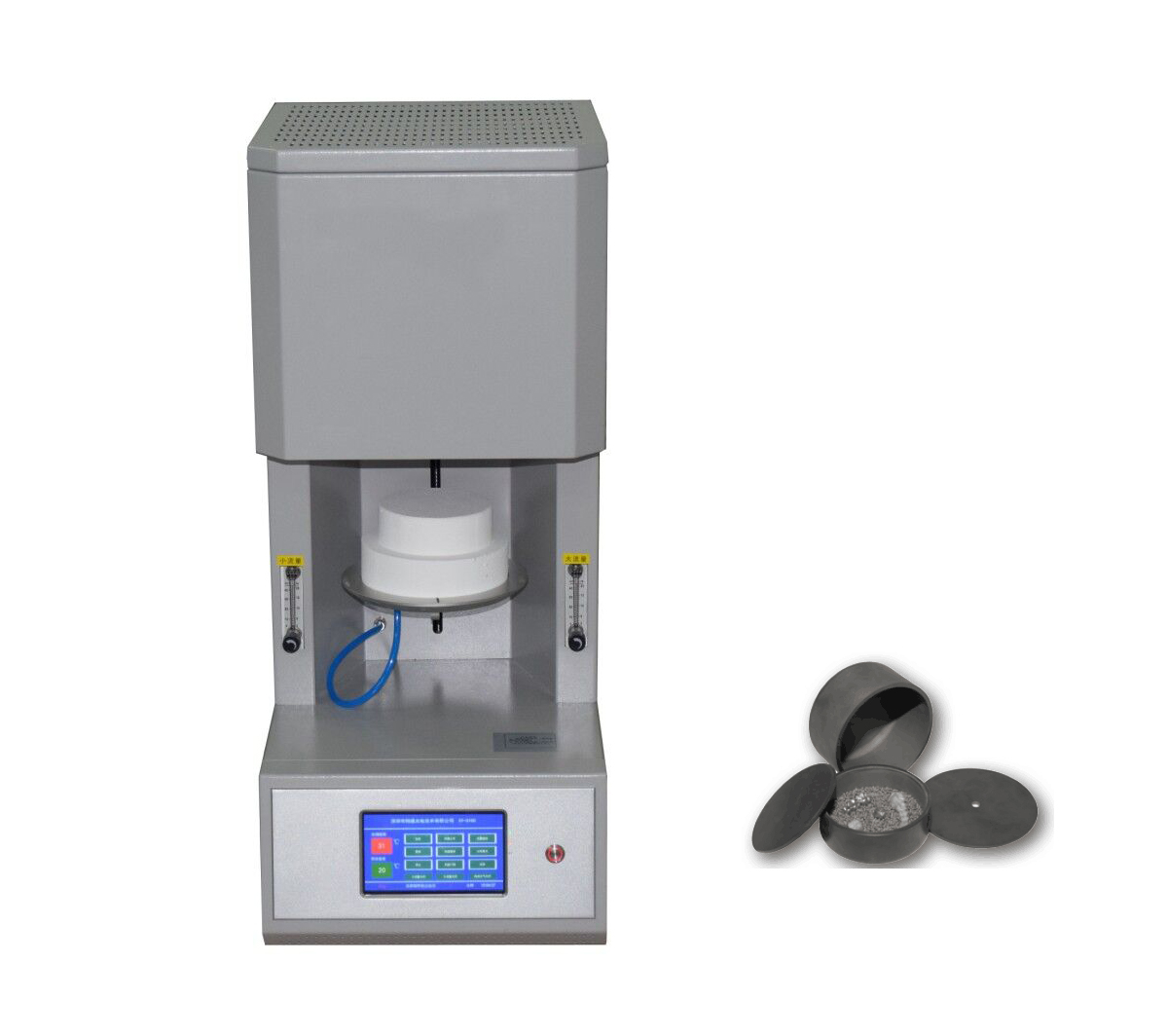 Dental CoCr Soft Alloy Sintering Furnace with gas controller-CY-1400-CoCr