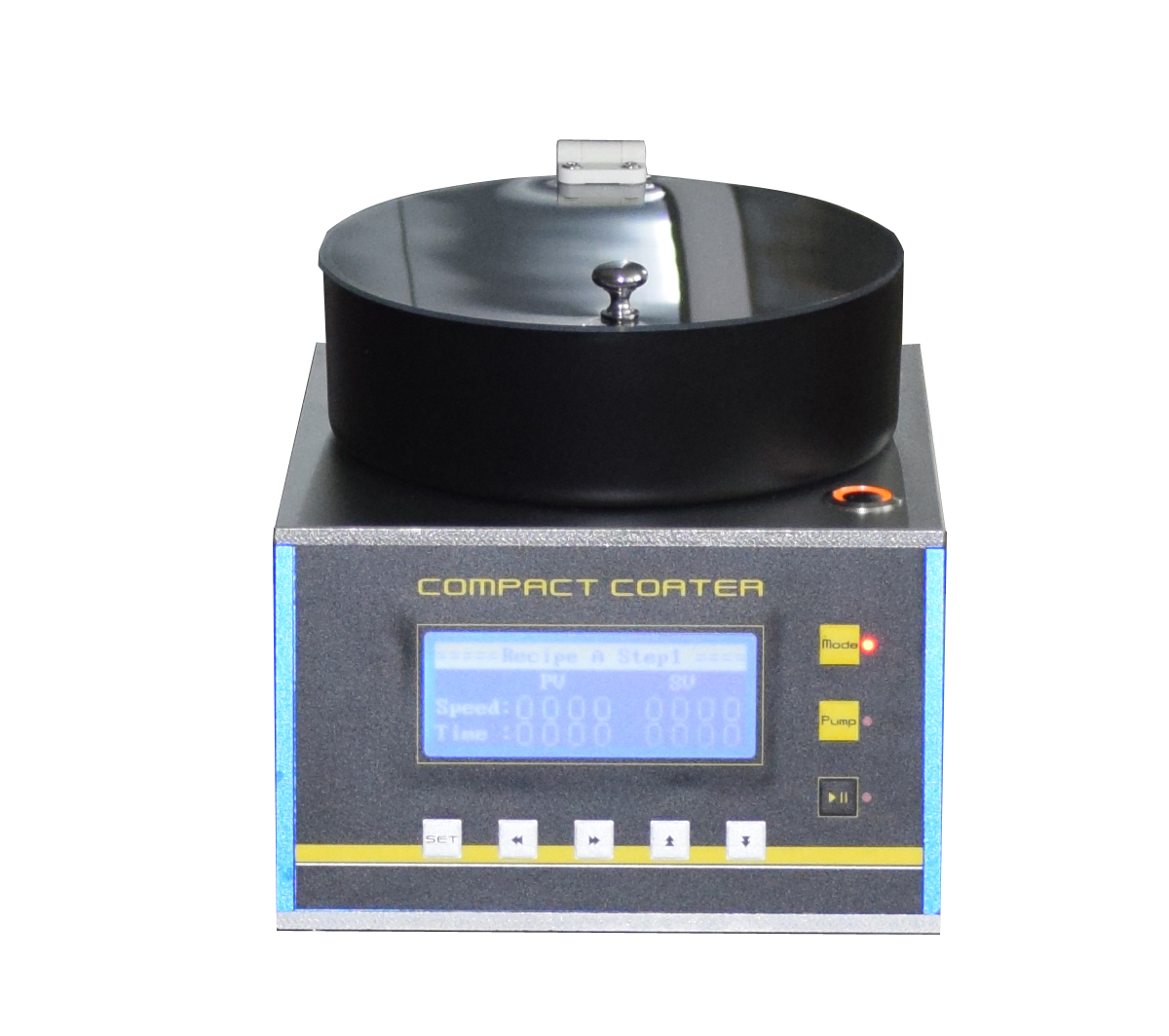 Compact vacuum spin coater with oiless vacuum pump CY-EZ4