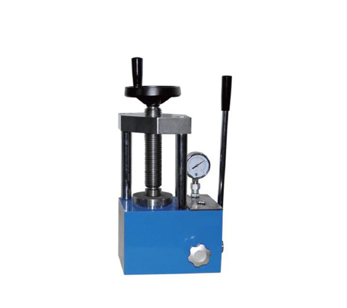 Laboratory compact 5 Tons hydraulic press