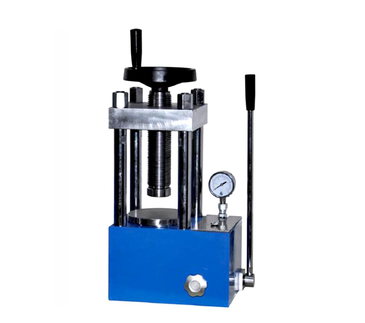 40T Manual Powder Hydraulic Press for laboratory CY-PC-40