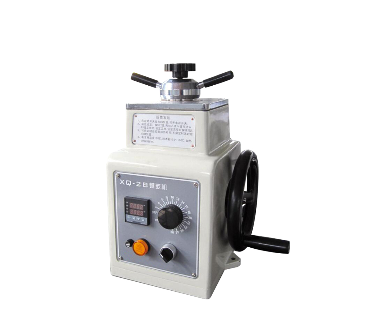 Laboratory Mounting Press for Metallographic Samples CY-XQ-2B
