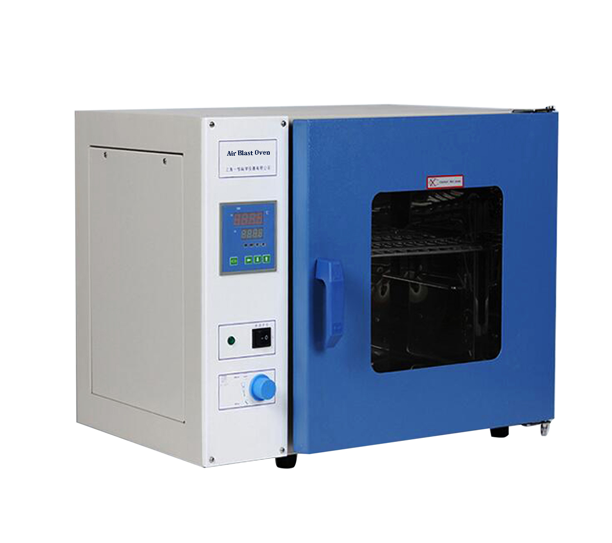 "30L Air Blast Oven (13""x12""x12"", 200℃) with Digital Temperature Controller DHG-9030A"