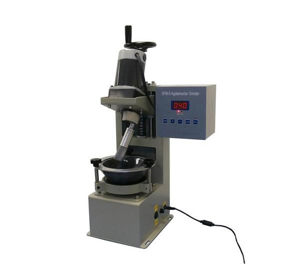 Laboratory Automatic Agatemortar Grinder with 5