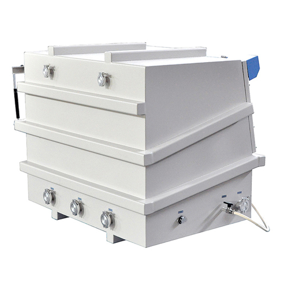 Large Single Glove Box with Airlock Chamber