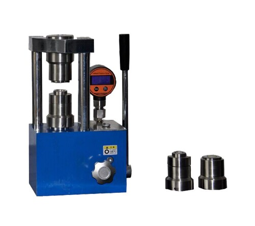 Hydraulic Crimping Machine for All Cr Coin Cells / Coin Cell Crimping Machine