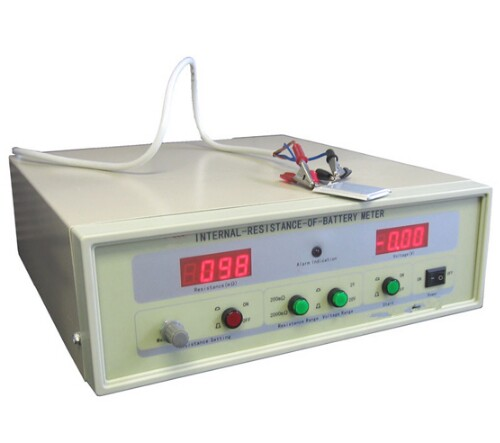 Battery Internal Resistance Tester 1 - 1999 M-Ohm