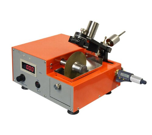 Digital Low Speed Diamond Saw with 6